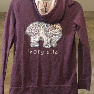 Ivory Ella hoodie